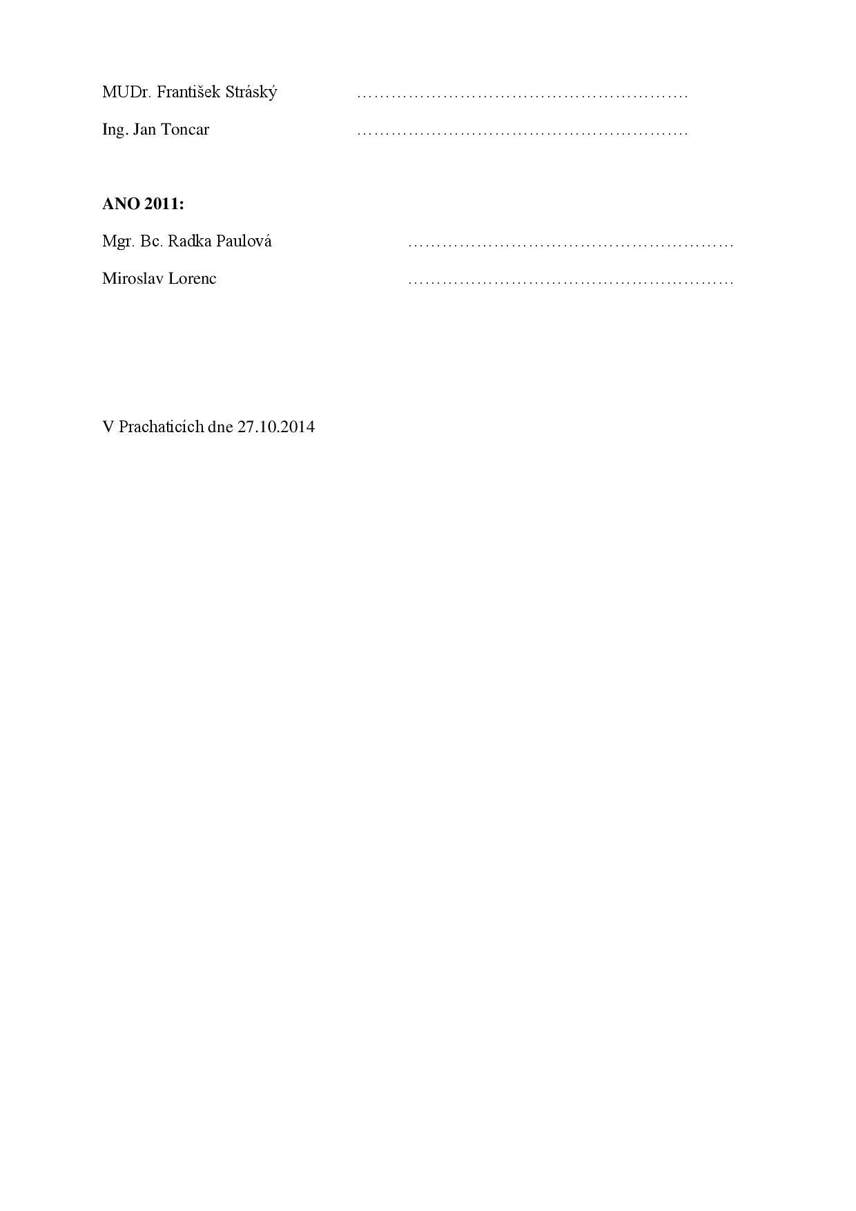 Koaliční dohoda - str.3
